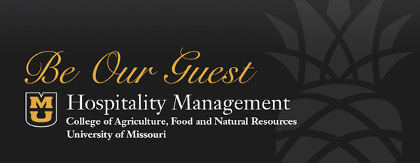 Be Our Guest: MU Hospitality Management
