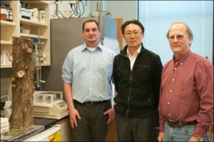 Red Cedar Researchers