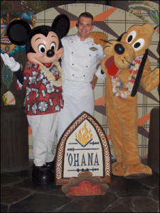 Chef Disney