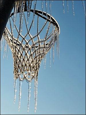 Iced net