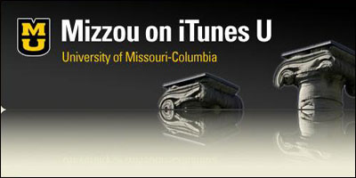 Mizzou on iTunes U