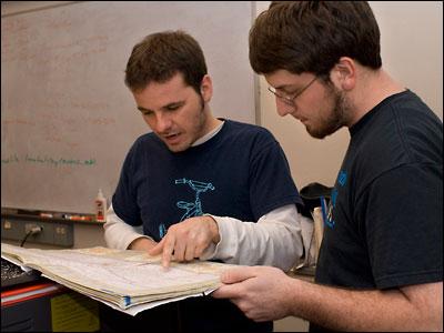 Jeff La Montia and Ben Herzog