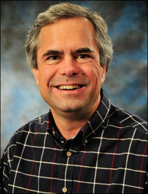 Associate Professor, Mark Morgan