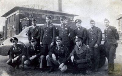 The crew photo of the Repulser