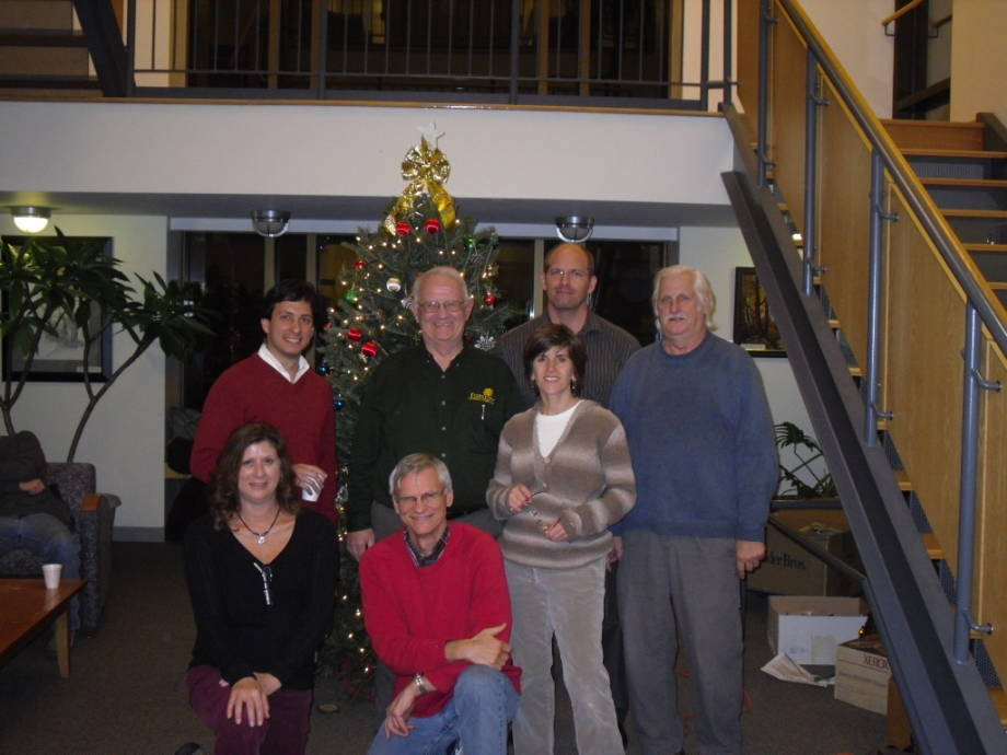 Forestry faculty and staff