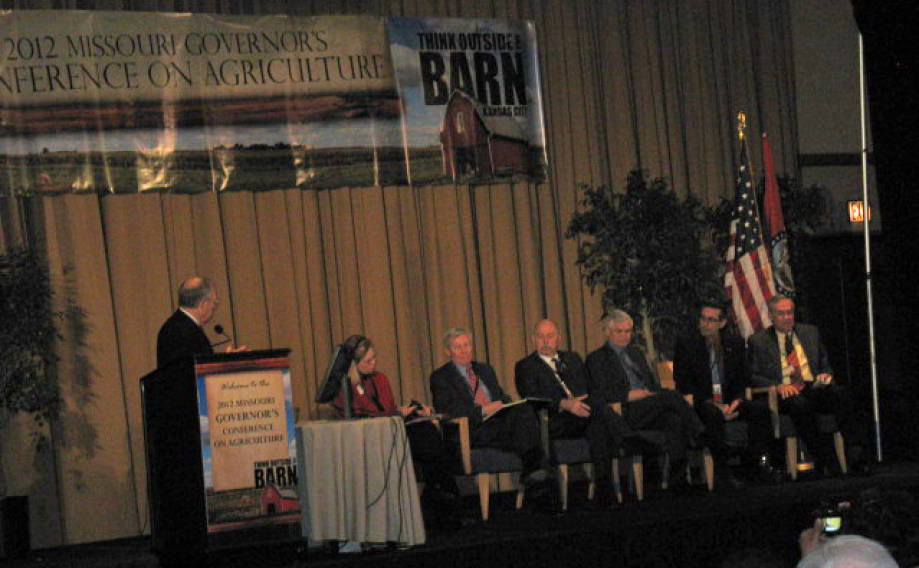 Missouri Governor's Conference on Agriculture