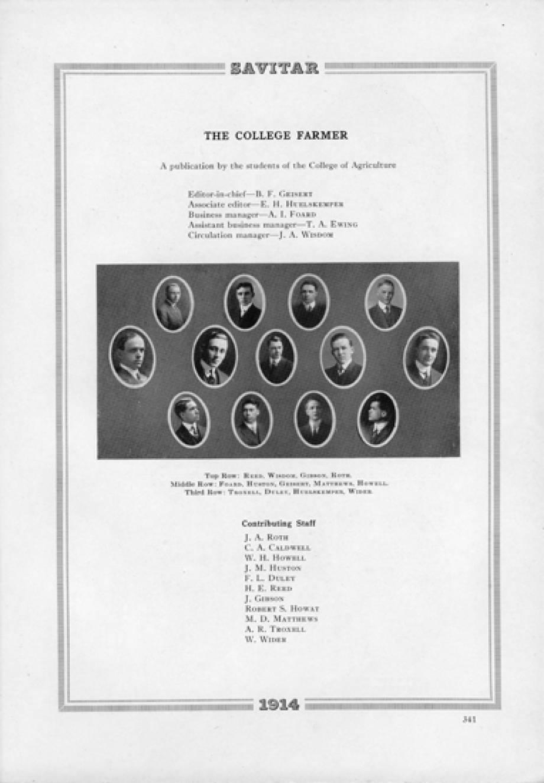 Savitar 1914