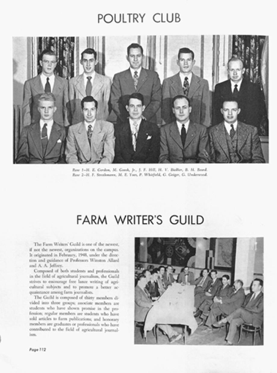 Farm Writer's Guild