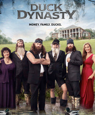Each of the four CAFNR sailors will play a character from TV's Duck dynasty series.