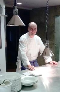 Chef Matt Molloy