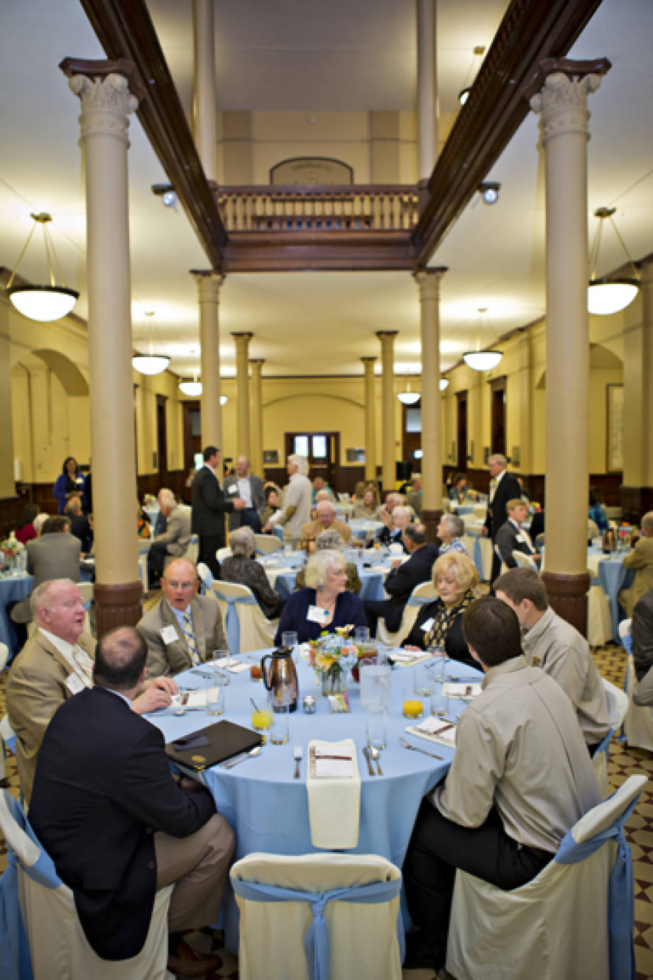 2013 monticello society brunch