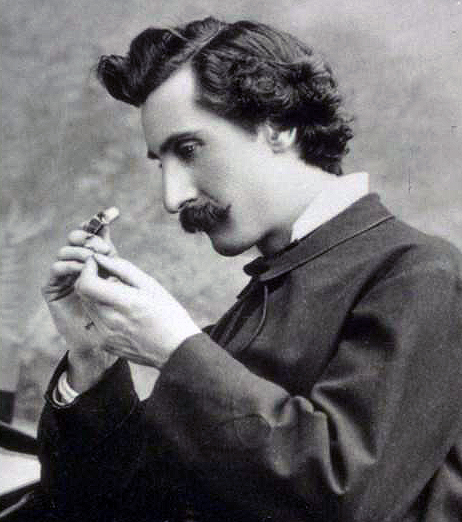 C.V. Riley during his workin Missouri.