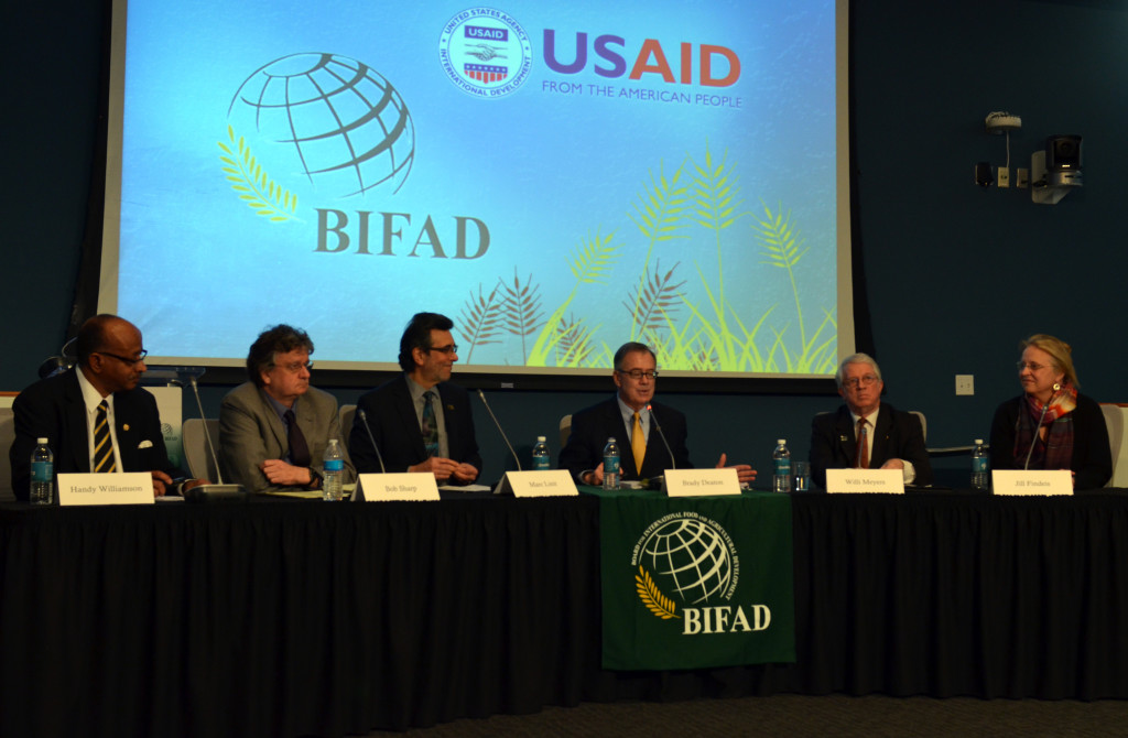 President Barack Obama appointed Deaton chair of the Board for International Food and Agricultural Development (BIFAD) in 2011 and reappointed him in 2012 for a four-year term. Deaton has authored more than 100 articles, presentations and book chapters and has co-authored three books.