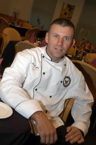 Chef Leslie Jett.
