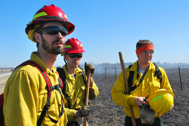 Mizzou Student Association for Fire Ecology (SAFE) helps prepare students for a career in wildland firefighting.