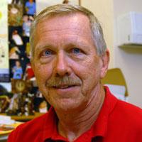 University of Missouri biologist John Faaborg.