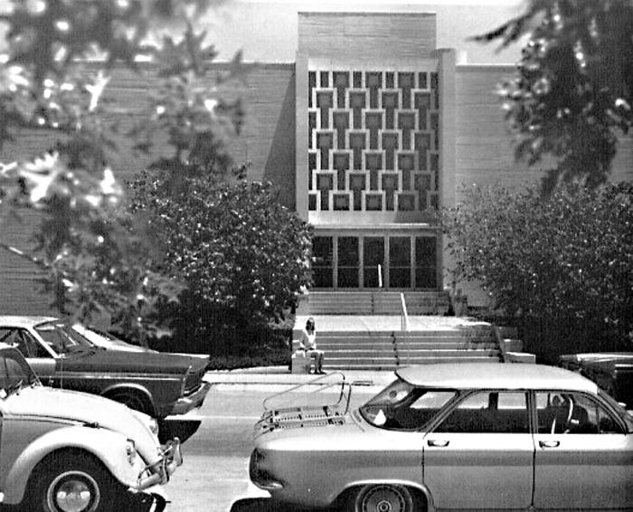 Ag Building 1960