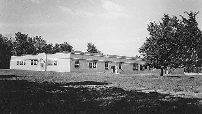 Agriculture Lab 1949