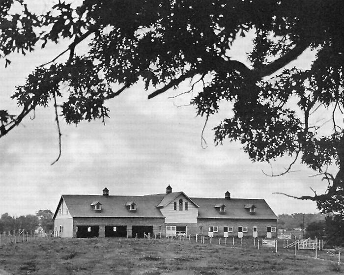 Beef Barn 1922