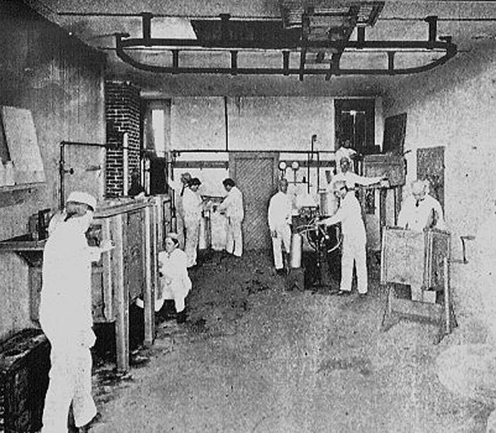 Dairy Lab 1895