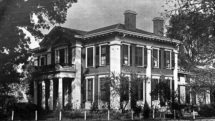 Deans Residence