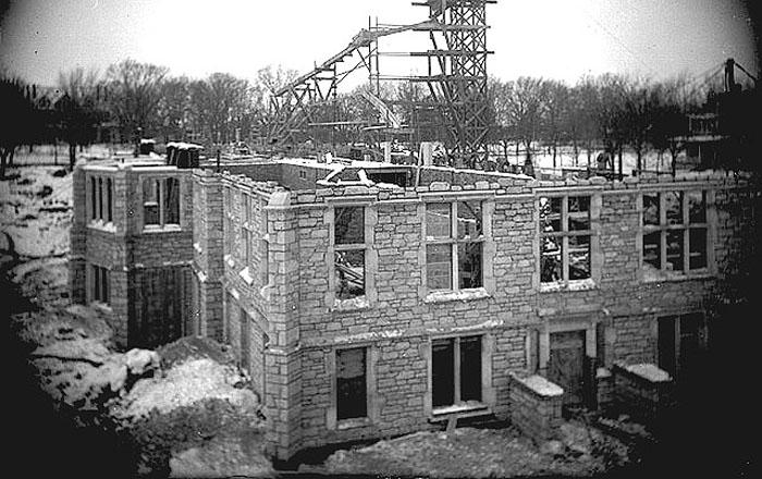 Lefevre Hall 1913