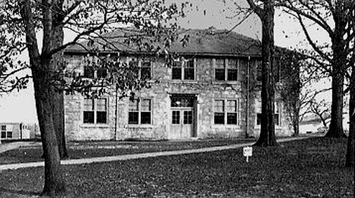 Livestock Building 1900