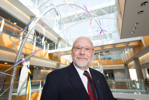 Jack Schultz is director of the Bond Life Sciences Center and a professor of plant sciences in CAFNR.