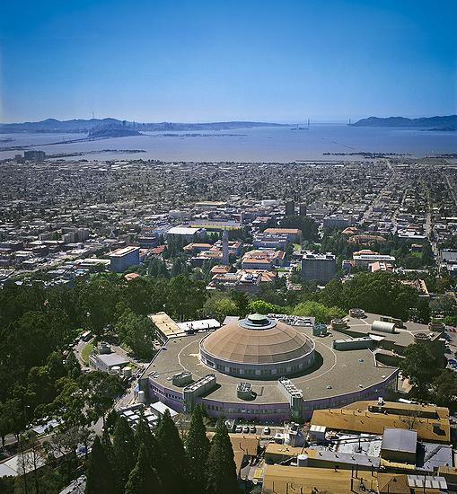 Mizzou uses a synchrotron on the campus of the University of California-Berkeley.