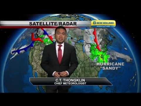 Thongklin in his daytime job. Courtesy RFDTV.