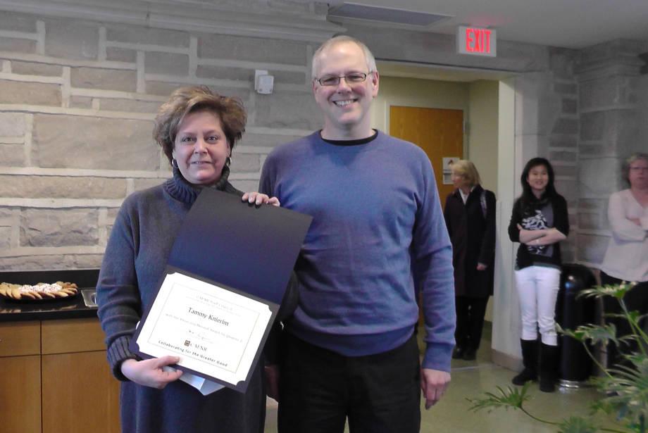 Tammy Knierim Award