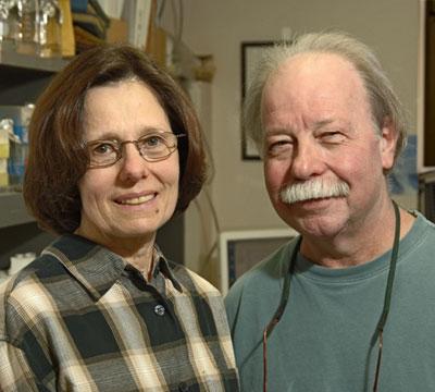 Gretchen Hagen and Tom Guilfoyle.