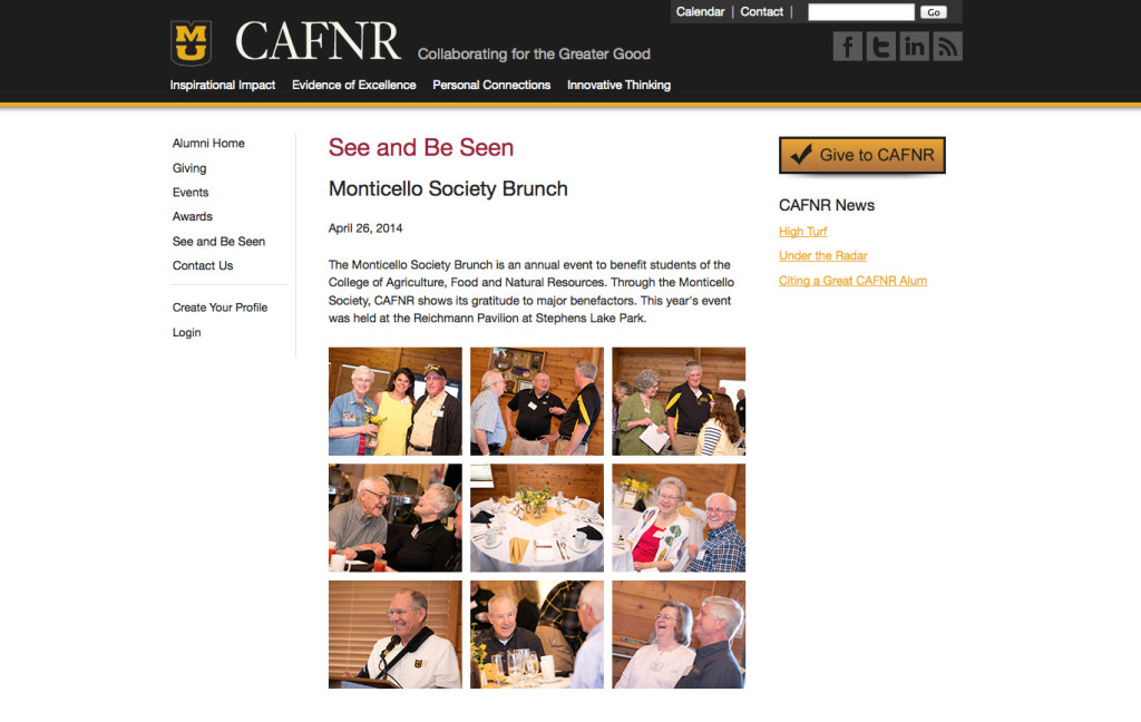 cafnr-alumni-website
