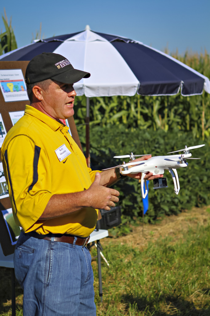 Kent Shannon - Graves-Chapple Field Day