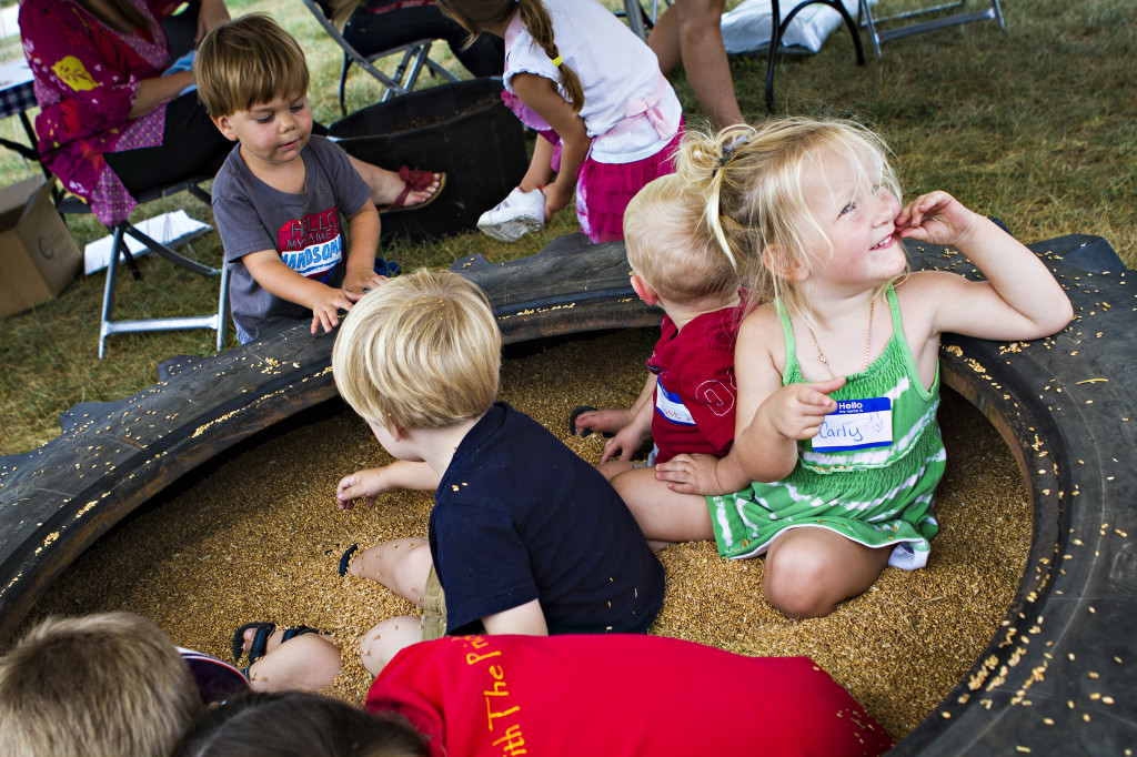 For children, a special Kids Corner will feature games, educational booths and even milk tasting.