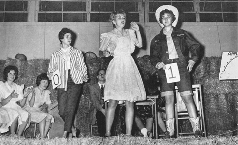 Savitar Barnwarming 1963