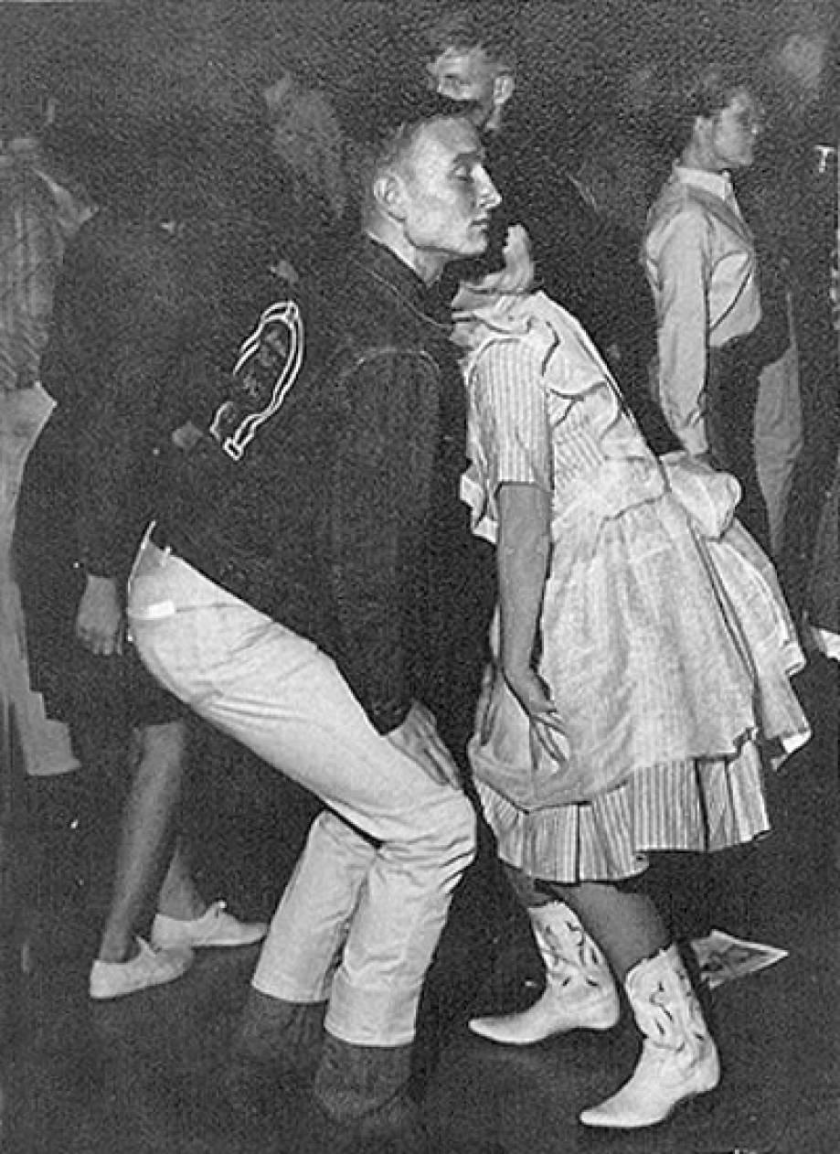 Savitar Barnwarming 1964 2