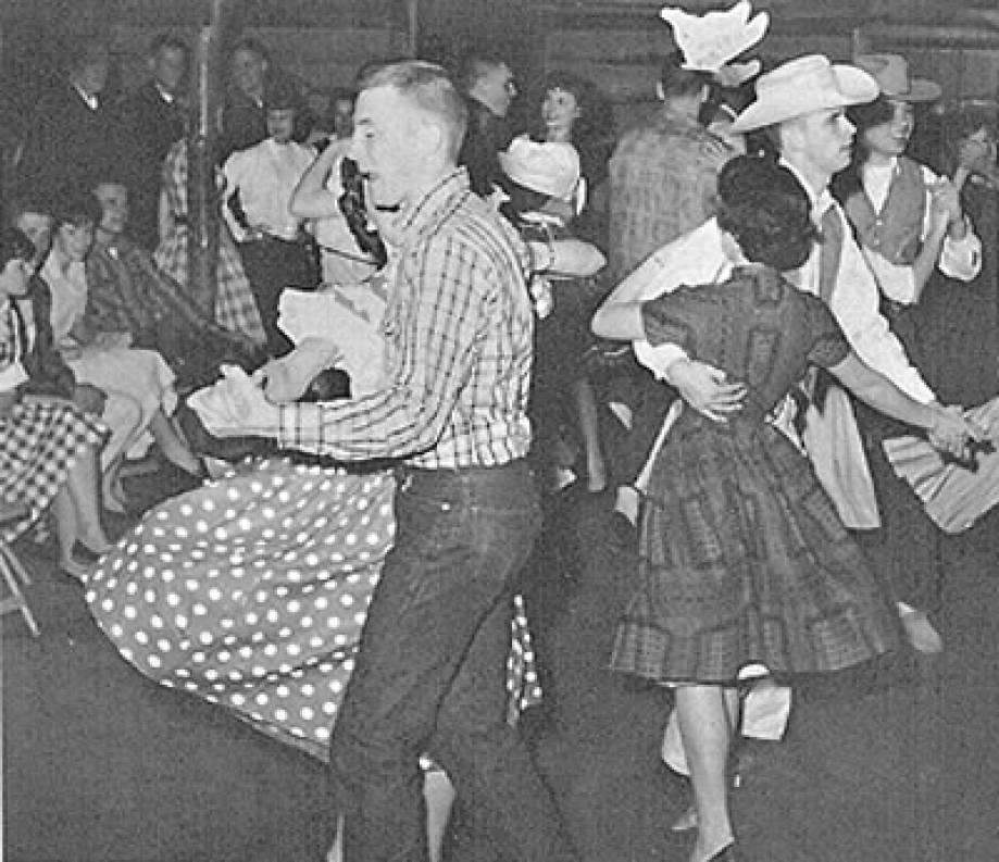 Savitar Barnwarming Dance 1961