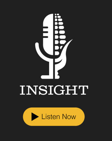 An inside look at food, health and the environment, Insight airs on Thursdays at 7:44 a.m. and 5:44 p.m. on KBIA (91.3 FM) and at 8:01 a.m. and 5:01 p.m. on KMUC/MU Classical Radio (90.5 FM). Each on-air program is four minutes long.