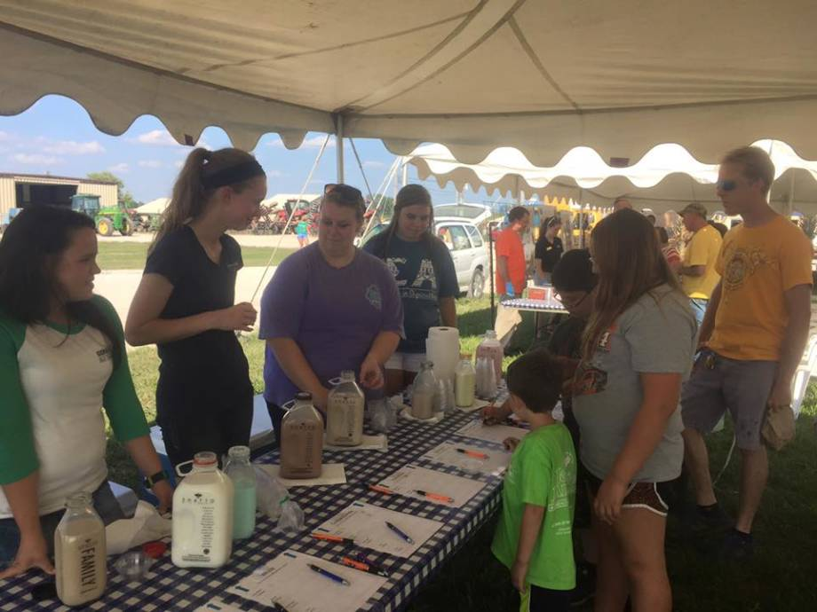 Milk Event