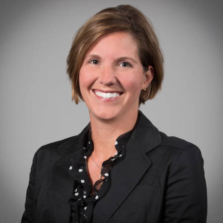 Alison Casler, B.S. '98, is the vice president of human resources for Drury Hotels.
