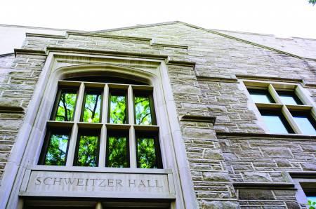 Schweitzer Hall