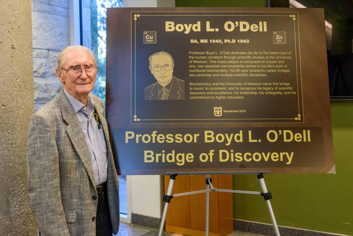 Boyd O'Dell bridge naming