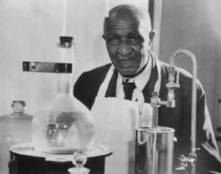 George Washington Carver was born in Diamond, Missouri, in 1864. He researched crops such as peanuts, soybeans and sweet potatoes, which aided nutrition for farm families. He wanted poor farmers to grow these crops both as a source of their own food and as a source of other products to improve their quality of life.