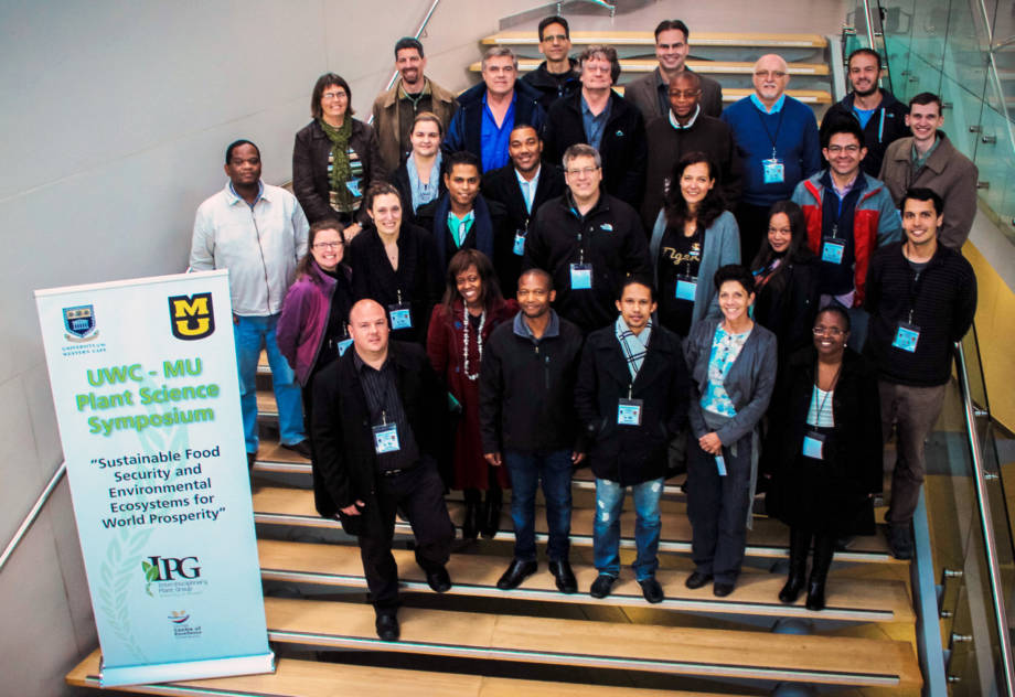The first UWC-MU Plant Symposium took place in June 2015 in Cape Town, South Africa. Photo courtesy of Bob Sharp.