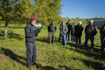 "Michael Gold, associate director of the Center for Agroforestry, is leading the team that received a grant in the amount of $70,334 for the project, ""Missouri Agroforestry Summer Institutes: High School Educator Training for Curriculum Delivery."""