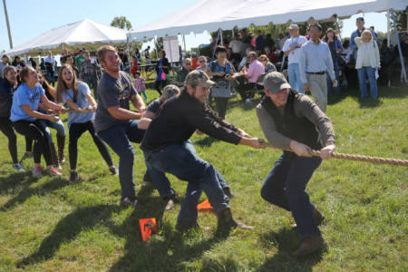 There was fun for all during the 10th Missouri Chestnut Roast at the Horticulture and Agroforestry Research Center in New Franklin.