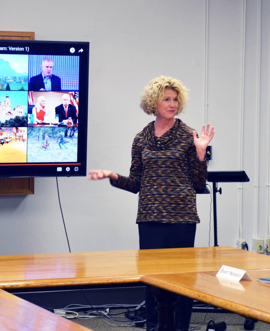 Loriana Sekarski started the PTLS program in 2014.