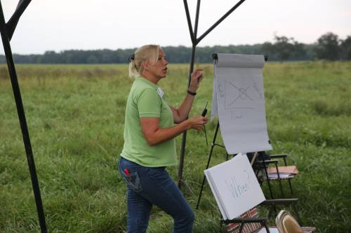 Valerie Tate, Linn County Extension specialist, will present on using summer annual forages during this year's FSRC field day.