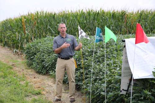 Kevin Bradley, a University of Missouri Extension weed specialist, will discuss dicamba during the Graves-Chapple field day. He will also hold a question-and-answer session in the main building after lunch.